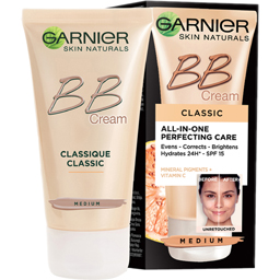 Crema de fata BB Cream Classic Medium pentru ten normal nuanta medie 50ml