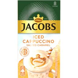 Jacobs cappuccino cu caramel sarat 17.8g