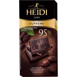 Ciocolata amaruie 95% cacao 50g