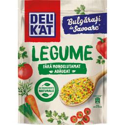 Baza de mancare cu legume fara Monoglutamat de sodiu 200g