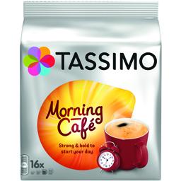 Cafea Morning Cafe, 16 capsule