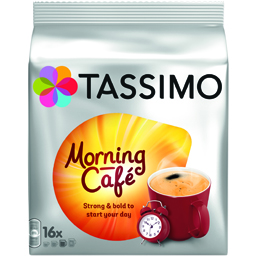 Cafea Morning Cafe, 16 capsule