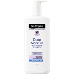 Lotiune de corp Deep Moisture pentru piele sensibila 400ml