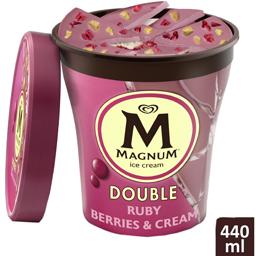 Inghetata Ruby, berries & Cream 440ml