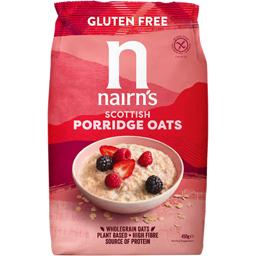 Porridge cu fulgi de ovaz integral fara gluten 450g