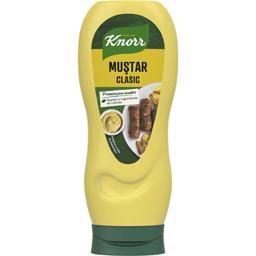 Mustar clasic 500g