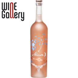 Vin rose Muse night demisec 0.75l