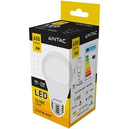 Bec LED E27 8W (51W) 4000K