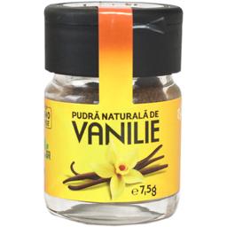 Pudra naturala de vanilie 7.5g
