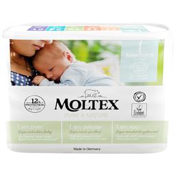 Scutece eco pentru bebelusi Nr.1, 22 bucati, 2-4 kg