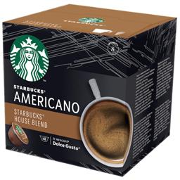 Cafea Americano House Blend, 12 capsule