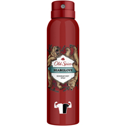 Deodorant spray Bearglove 150ml