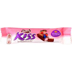 Ciocolata cu crema cu aroma de capsuni 26g