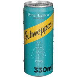 Apa tonica Bitter cu aroma de lamaie 0.33l