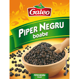 Piper negru boabe 17g
