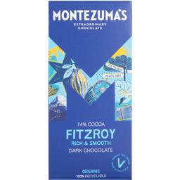 Ciocolata neagra bio Fitzroy, cu 74% cacao 90g