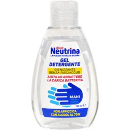 Gel detergent pentru maini cu 70% alcool 100ml