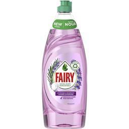 Detergent de vase cu lavanda & rozmarin 650ml