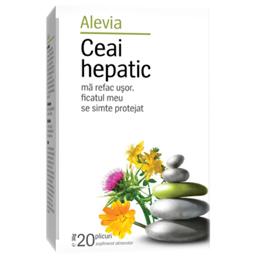 Ceai hepatic 20x1.5g