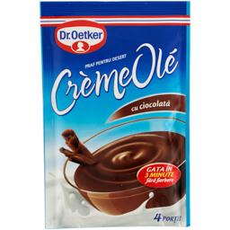 Praf pentru desert cu gust de ciocolata 84g