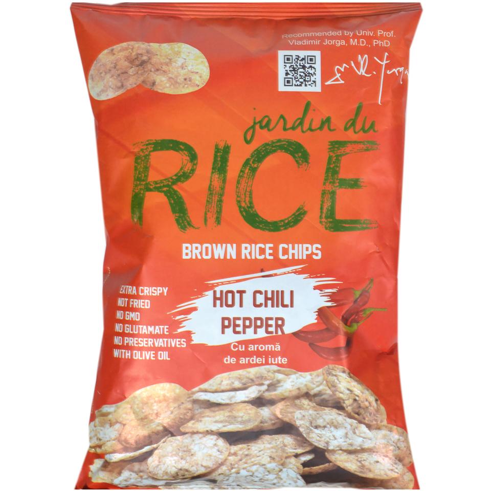 Jardin du rice