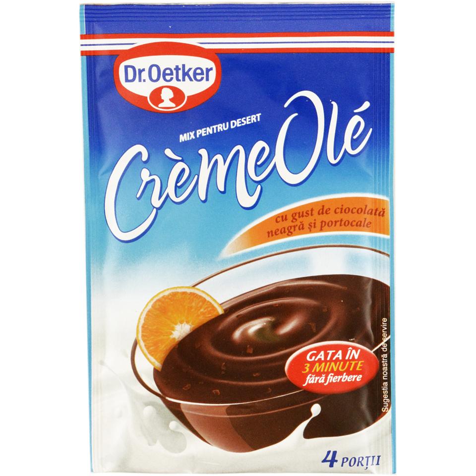Creme Ole de ciocolată