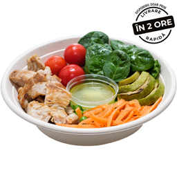 Fresh Bowl Protein Curcan 470g
