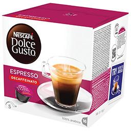 Cafea Espresso Decaffeinato, 16 capsule