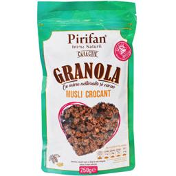 Granola cu miere si cacao 250g