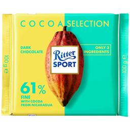 Ciocolata 61% cacao  100g
