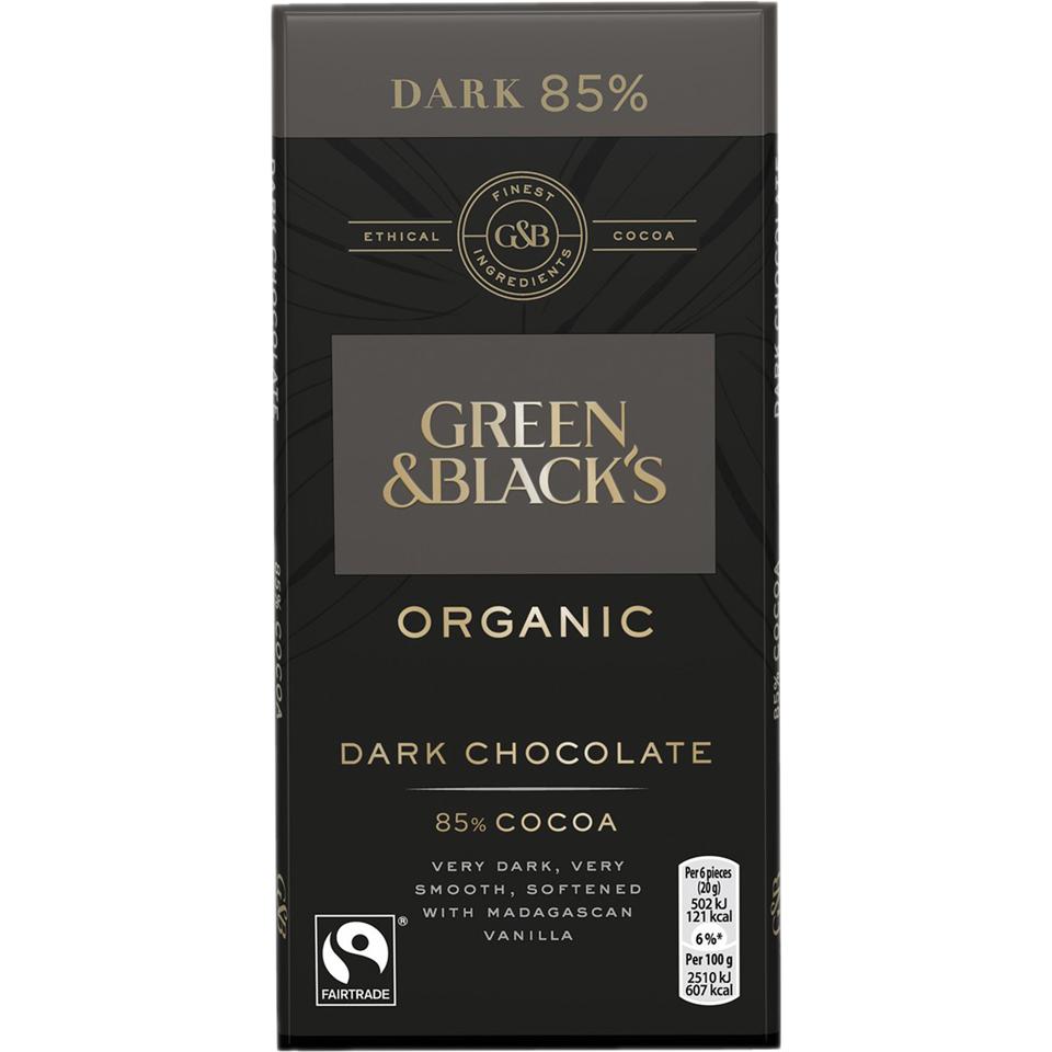 Green&Black's