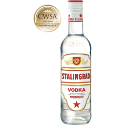 Stalingrad Vodka  500 ml