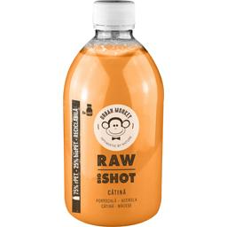 Big Shot din portocale, catina, pulpa de acerola si pudra de macese 500ml