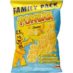 Snack din cartofi cu gust de cascaval Family pack 65g