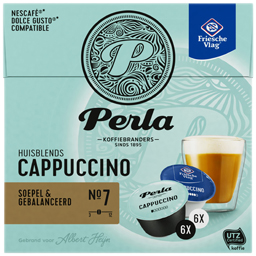 Cafea Cappuccino 6x2 capsule