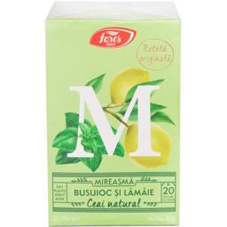 Ceai de busuioc si lamaie 40g