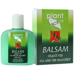 Balsam dupa ras cu ulei de eucalipt 150ml