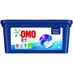 Detergent Ultimate Active Clean Trio 30 capsule