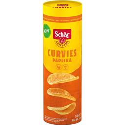Chips cu paprika fara gluten 170g