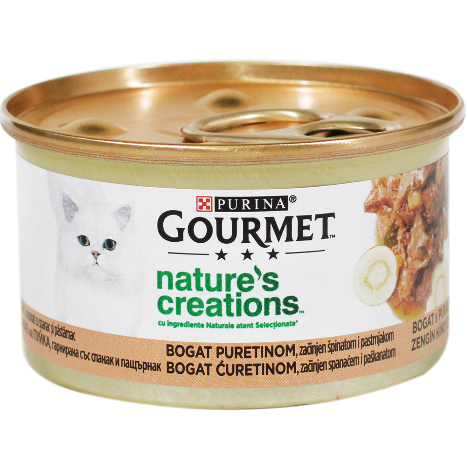 Gourmet-Nature's Creations