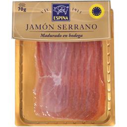 Jambon Serrano 70g