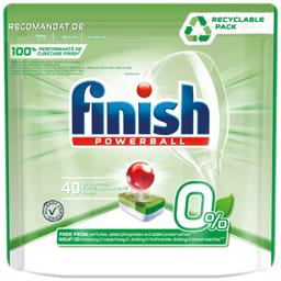 Detergent de vase 40 tablete