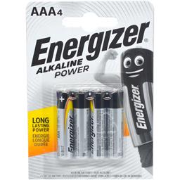 Baterii alcaline AAA 4 bucati