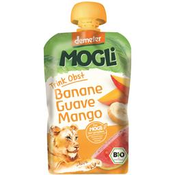 Piure bio cu banane, mango si guava. 100g