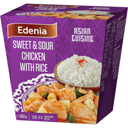 Mix asiatic pui dulce acrisor 350g