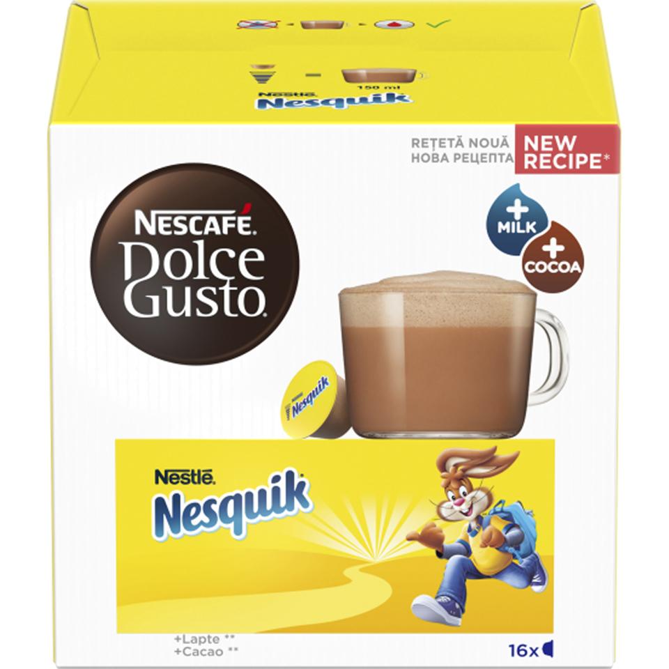 Nescafe-Dolce Gusto