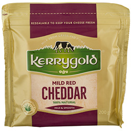 Cheddar rosu Smooth and mild 200g