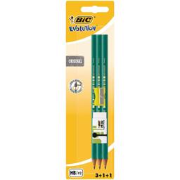 Set 3 creioane grafit, radiera si ascutitoare
