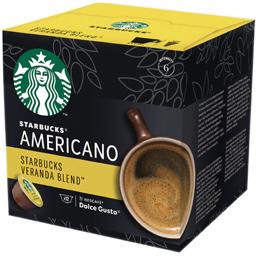 Cafea Americano Veranda Blend, 12 capsule