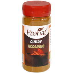 Curry indian ecologic 50g